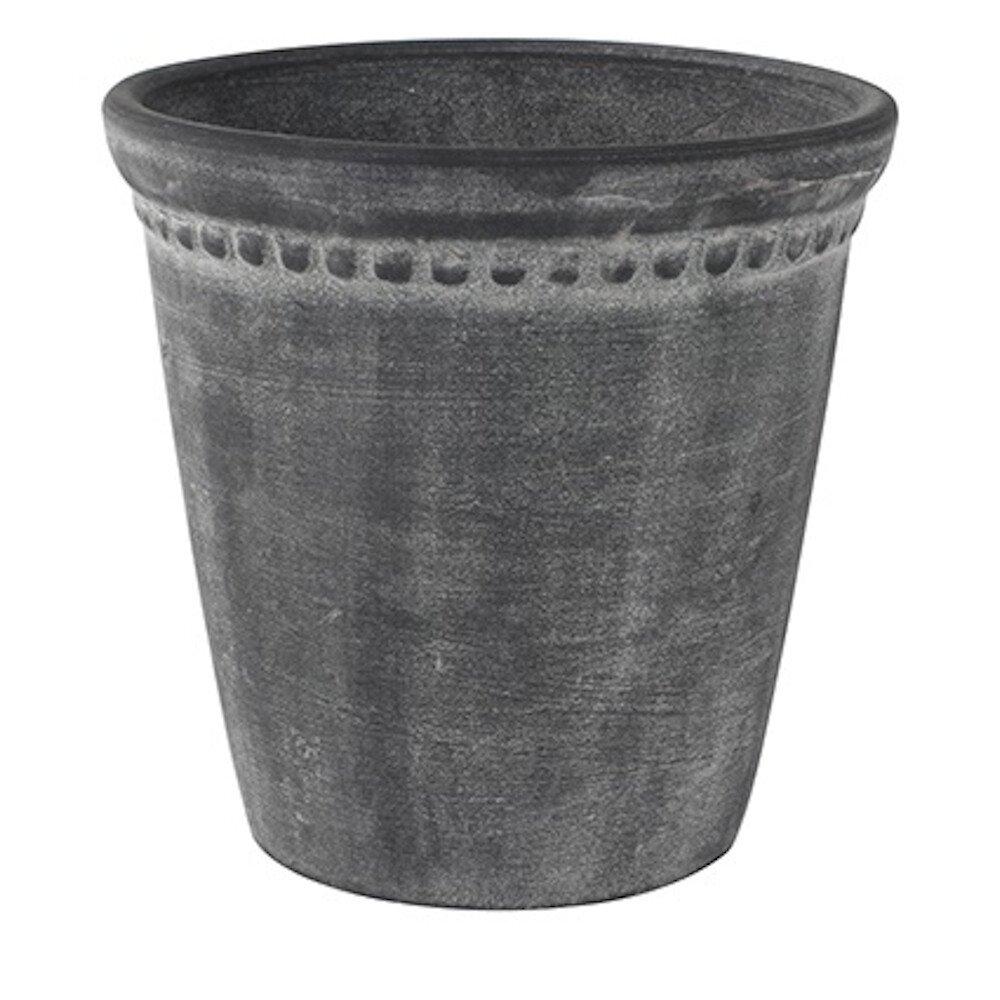 Mini skjuler - Pot Lace Greywash 7 cm